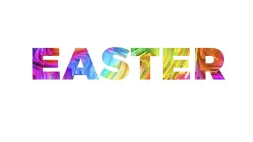 Easter Life among the Tombs...