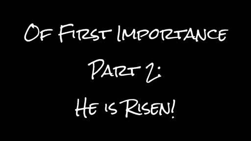 SMF 2019-04-21-2019 - Resurrection Sunday