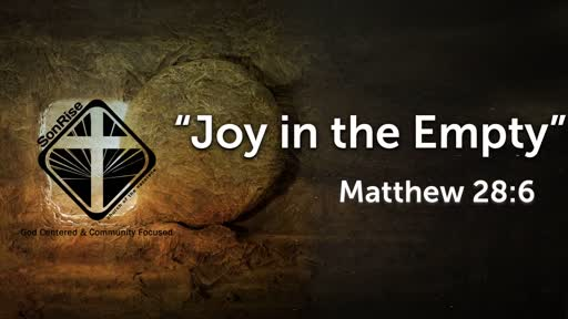 Joy in the Empty