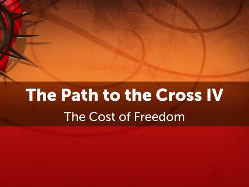 The Path to the Cross IV