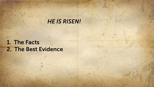 Easter: He is Risen- Vintage Church