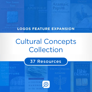Cultural Concepts Collection (37 resources)