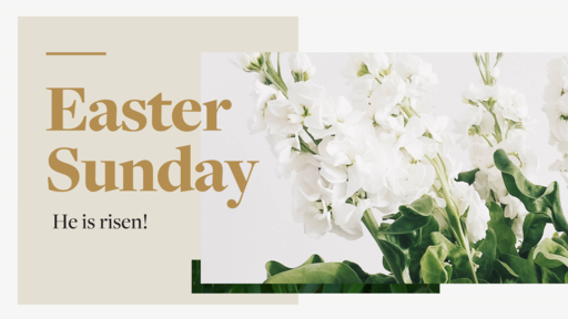 Easter 4-21-2019
