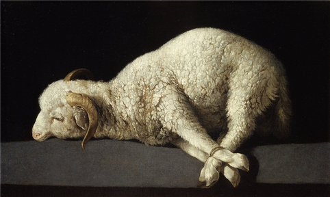 Easter - The Lion IS the Lamb!
