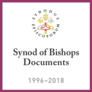 Synod of Bishops Documents, 1996-2018