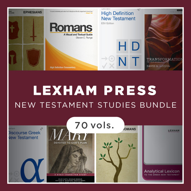 Lexham Press New Testament Studies Bundle (70 vols.)