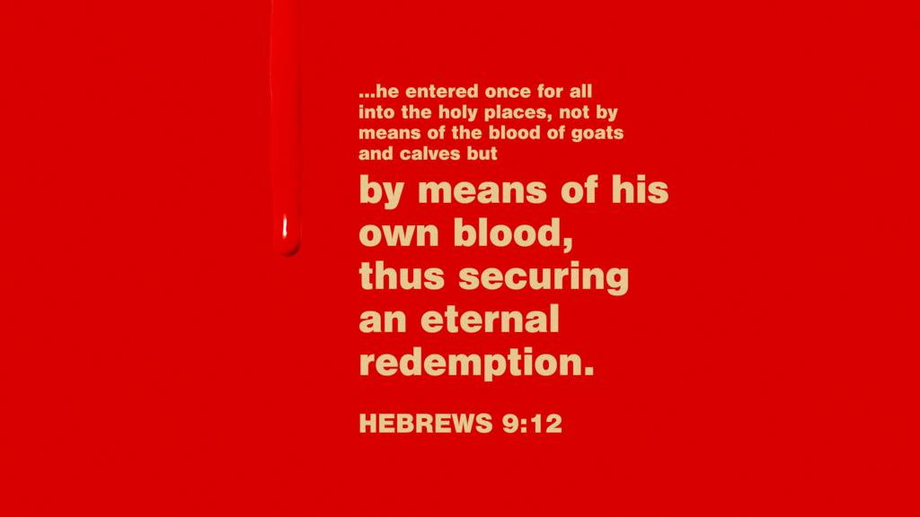 Hebrews 9:12 large preview