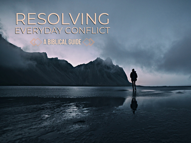 Conflict Provides Opportunities