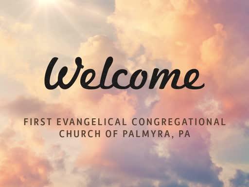 Sunday Worship April 28, 2019