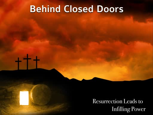 Resurrection Leads to Indwelling Power