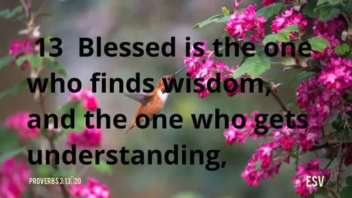 Recognize the Goodness of God