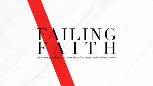 Failing Faith - Christian Karma
