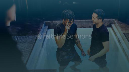 Celebrate Baptism