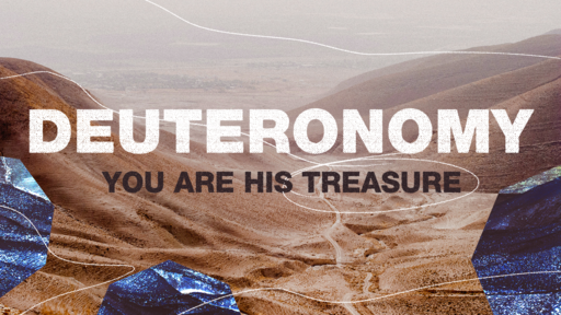 You Are His Treasure