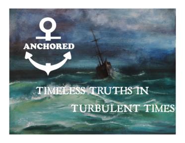 Anchored: God makes sense