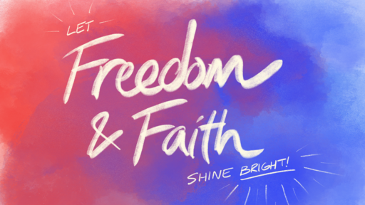 Freedom and Faith