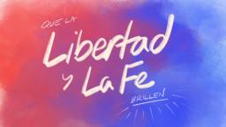 Freedom and Faith que la libertad y fe brillen 16x9 06577d12 020d 44ba 9e36 59297f2904f9 PowerPoint image