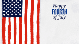 Happy Fourth of July announcement 16x9 d97f404f 3684 4173 b9c4 ae591ed556c4 PowerPoint image