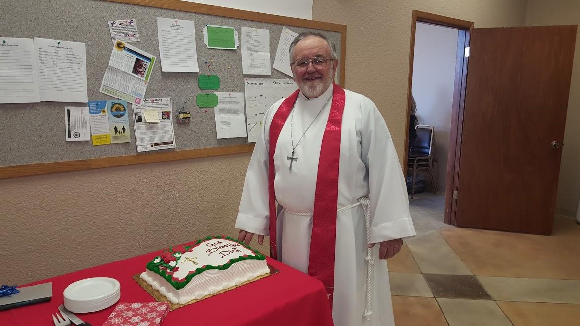 Pastor Dick Ordination 12-17-2017