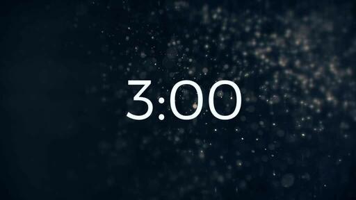 Night Dust - Countdown 3 min