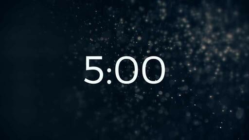 Night Dust - Countdown 5 min