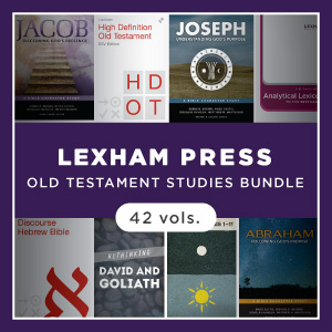 Lexham Press Old Testament Studies Bundle (42 vols.)