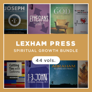 Lexham Press Spiritual Growth Bundle (44 vols.)