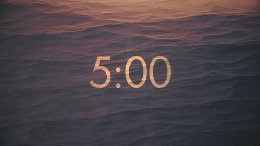 Sandy - Countdown 5 min