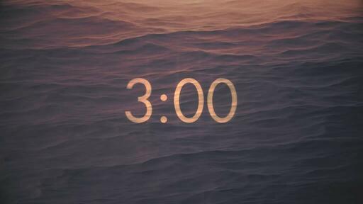 Sandy - Countdown 3 min