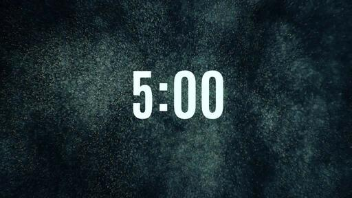 Space Mist - Countdown 5 min
