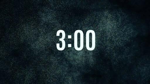 Space Mist - Countdown 3 min