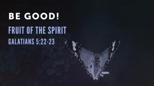 357 - Fruit of the Spirit - Goodness