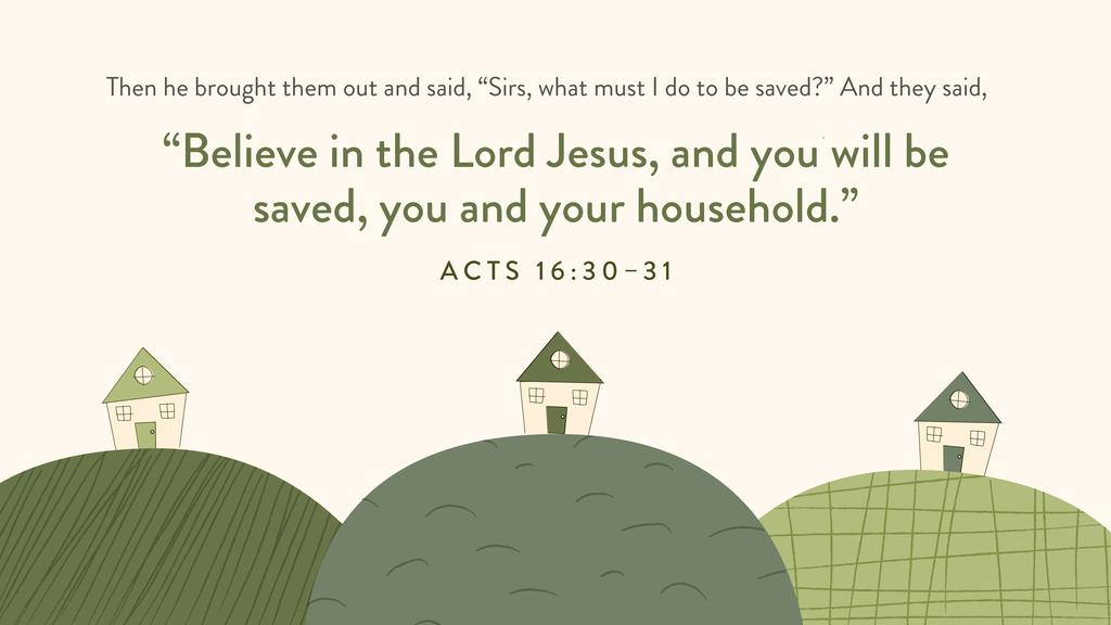 Acts 16:30–31 large preview