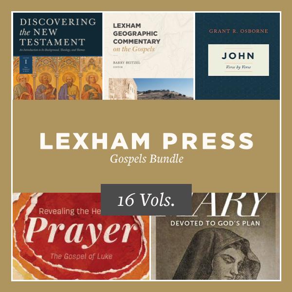 Lexham Press Gospels Bundle (16 vols.)