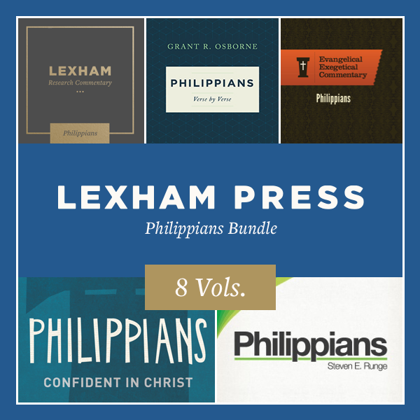 Lexham Press Philippians Bundle (8 vols.)