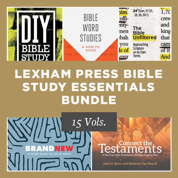 Lexham Press Bible Study Essentials Bundle (15 vols.)