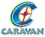 Caravan Logo, Regular