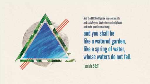 Impact Bible Study - May 01