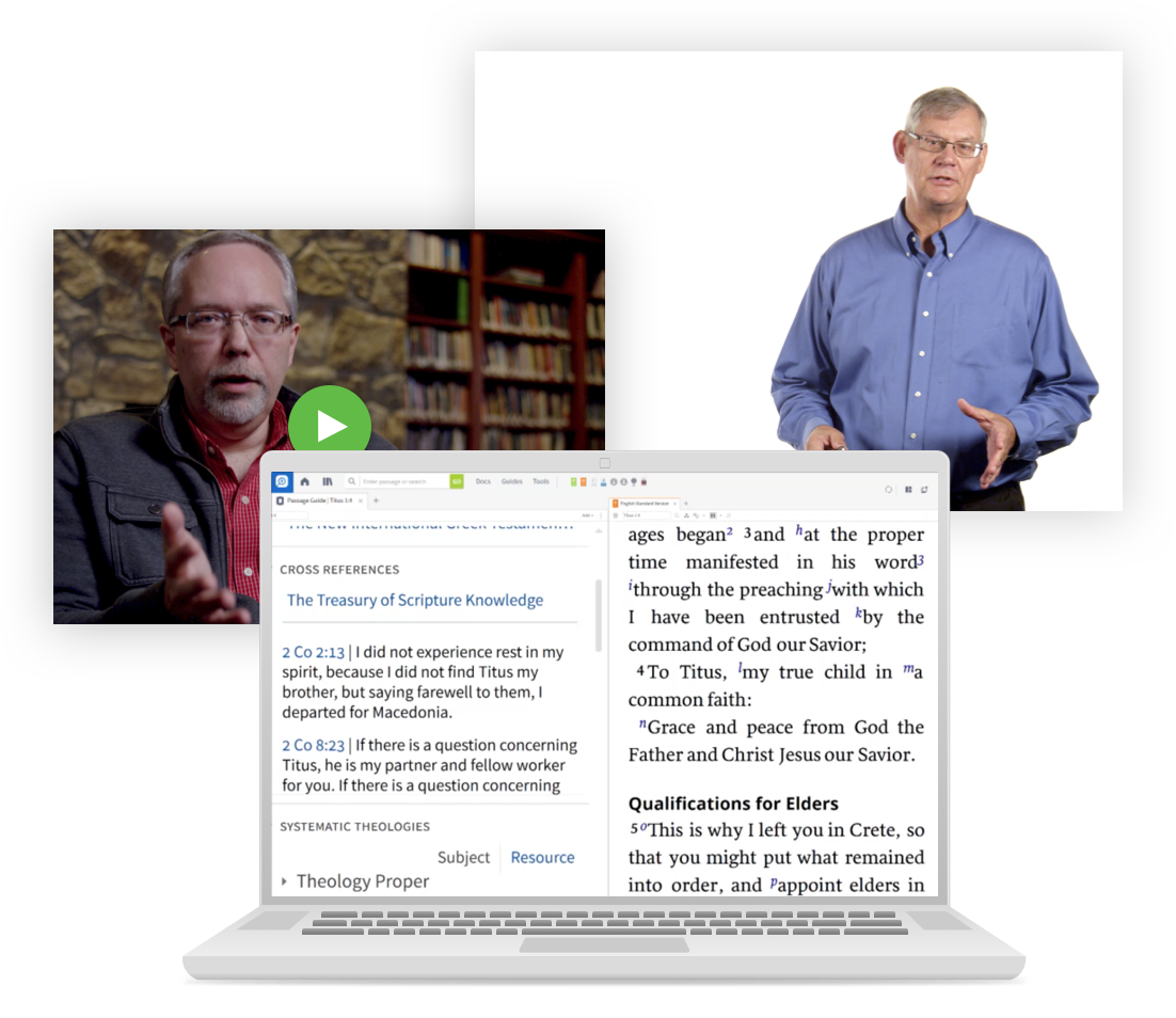 Get Powerful Tools for Deeper Bible Study | Logos Bible Software