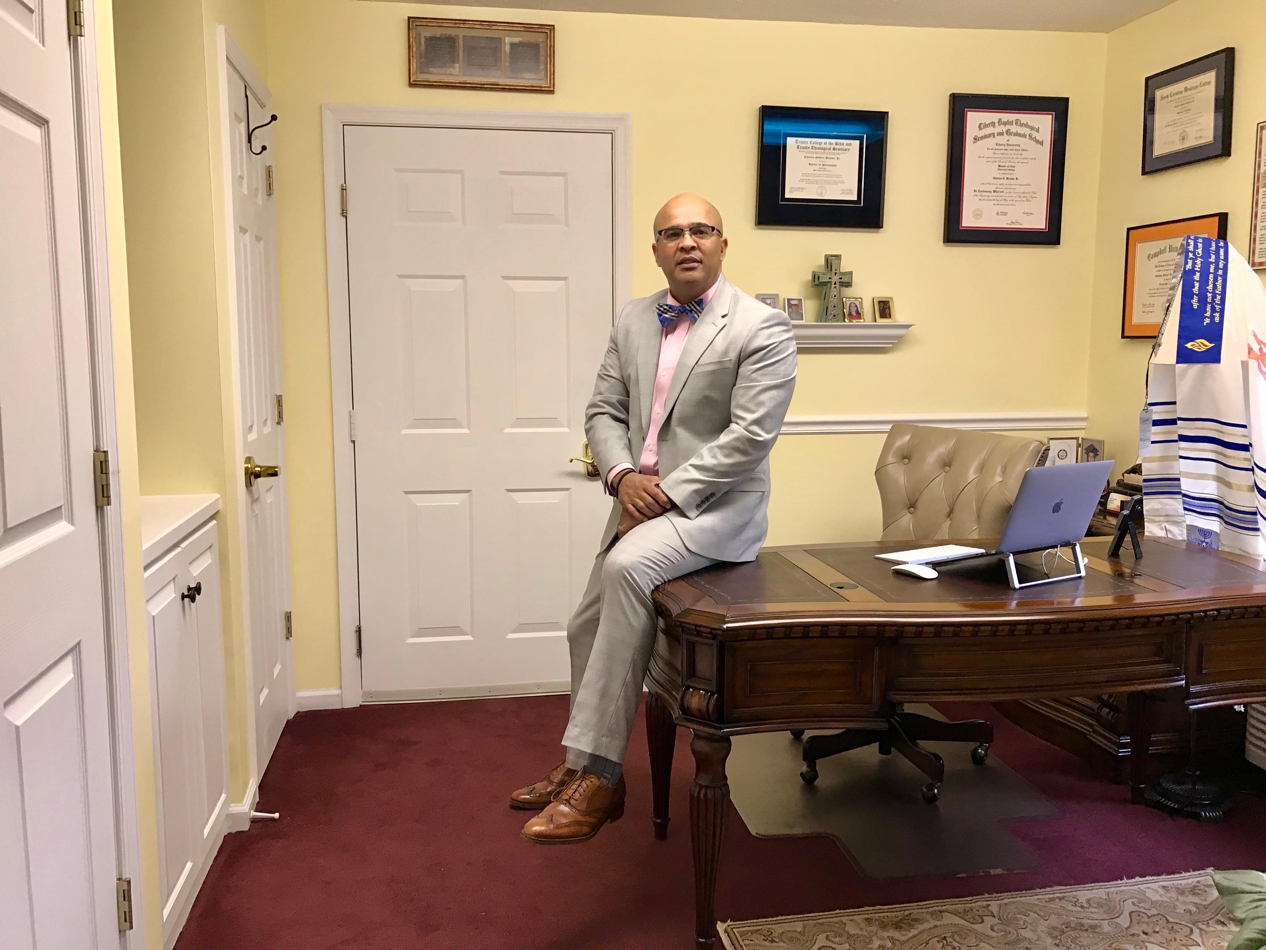 Pastor Charles Brown