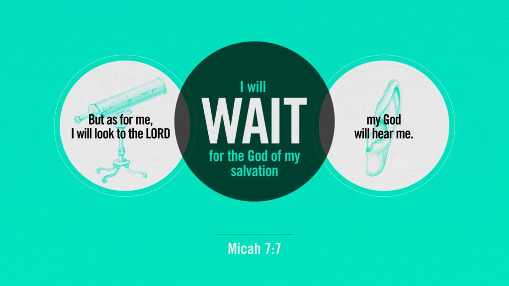 Micah 7:7 large preview