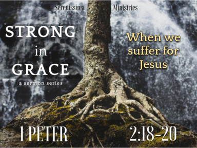 When We Suffer for Jesus