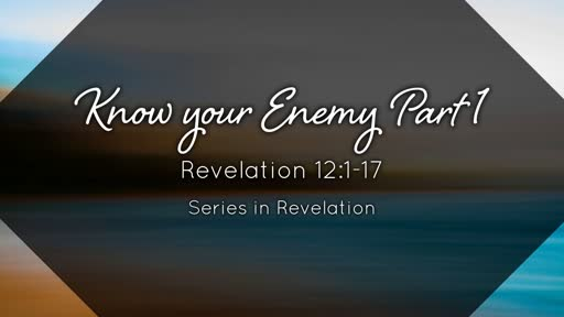 Know Your Enemy Part 1
