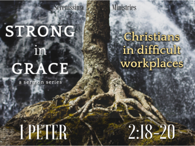 Christians in difficult workplaces