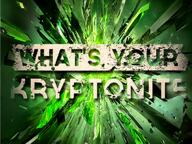 2019-05-05 What's Your Kryptonite? - Wayne Curry