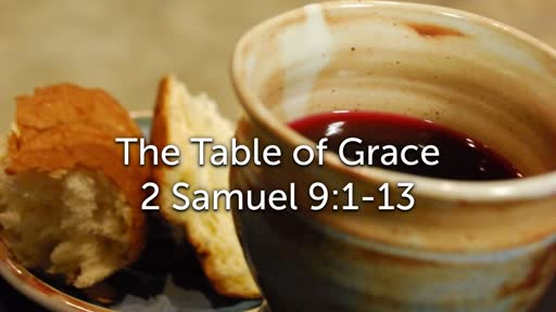 Sunday, May 5 - AM - Jack Caron - The Table of Grace