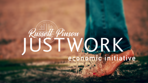 May 5, 2019 - GUEST: RussellPinson, JustWork