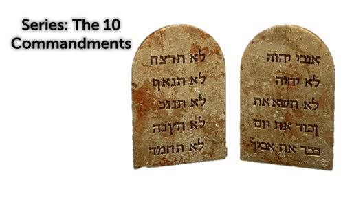 Sunday May 5, 2019 / Series: Ten Commandments / 2. God's love in the Old Covenant & New