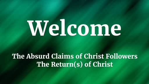 The Return(s) of Christ
