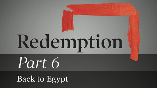 Part 6: Back to Egypt